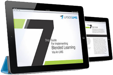 7 Step Guide for Implementing Blended Learning via an LMS